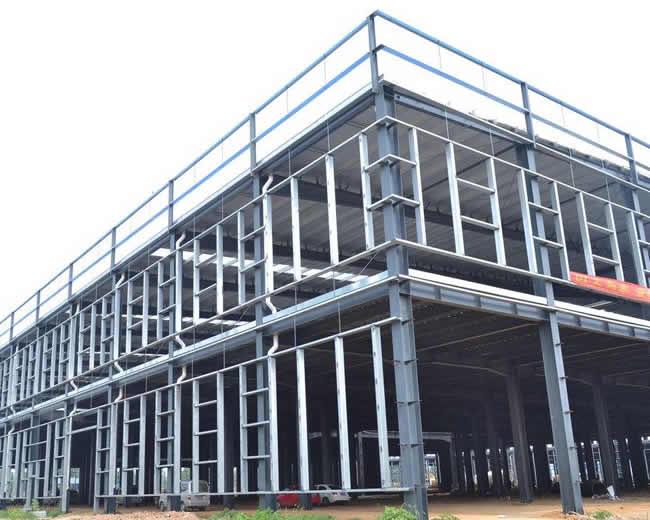 钢结构工程的施工前要切实作好钢结构公司实力的考察