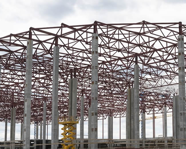 沧州钢结构厂家今天和大家聊聊钢结构的各大优势