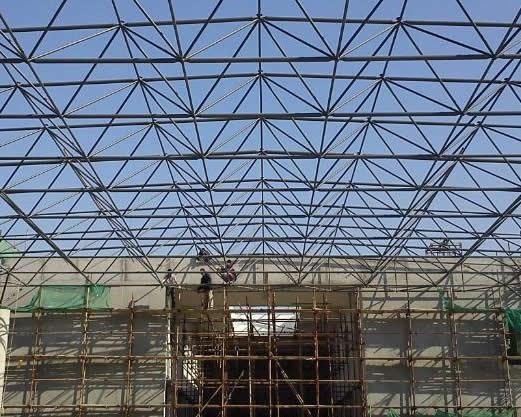 钢结构桁架设计