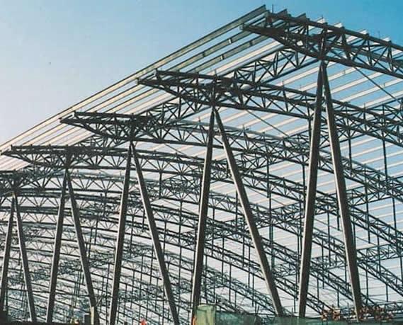 江苏钢结构桁架厂家
