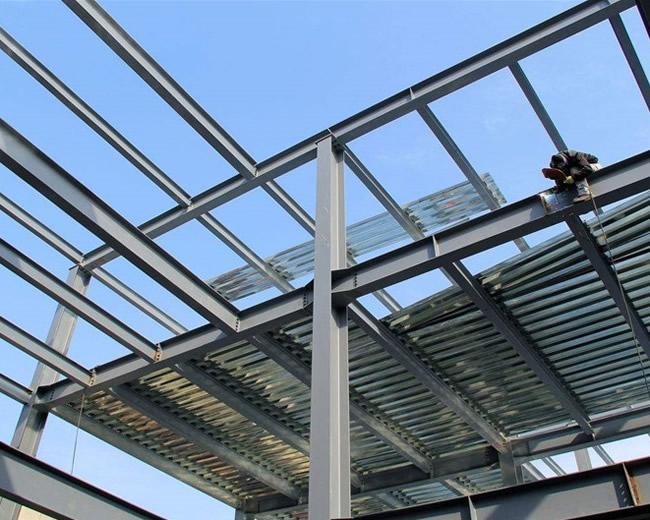钢结构高层施工