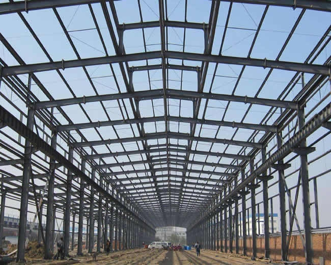 云南钢结构高层设计