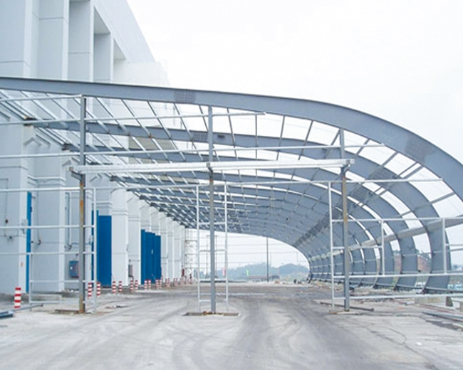 中捷农场工程