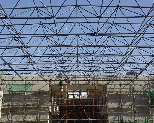 北京钢结构工程