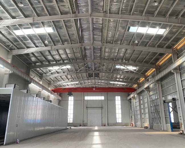 北京钢结构厂家