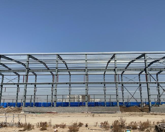 江苏钢结构工程厂房