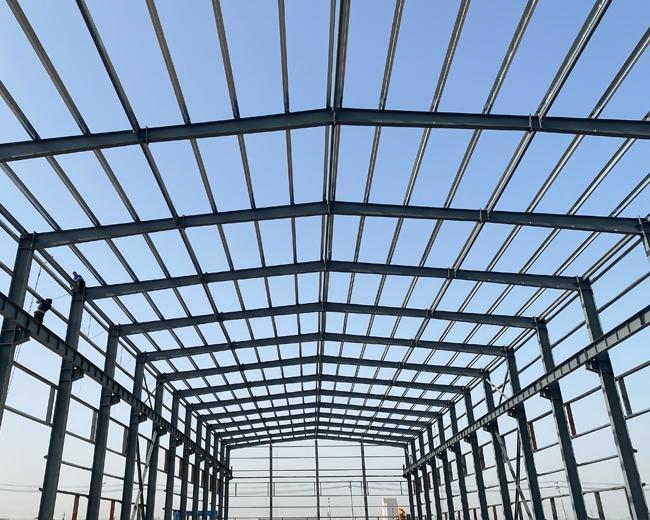 云南钢结构工程厂房