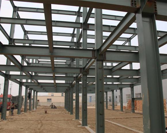 钢结构工程施工中的注意事项步骤